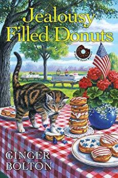 Jealousy Filled Donuts by Ginger Bolton