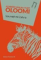 Spuneți-mi Zebra