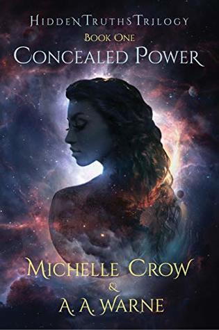 Concealed Power (Hidden Truths Trilogy Book 1)