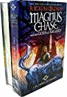 Magnus Chase and the Gods of Asgard Series Collection 2 Books Set By Rick Riordan (Deluxe Edition, Books 1-2)