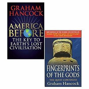 Graham Hancock 2 Books Collection Set