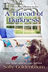 A Thread of Darkness (Queen Bees Quilt Shop #2)