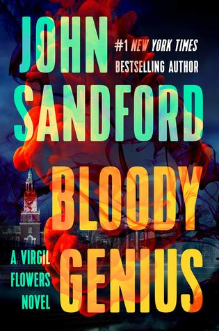 Book Review: Bloody Genius by John Sandford