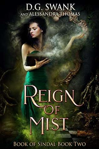 Reign of Mist (Book of Sindal #2)