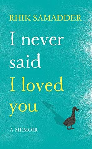 I Never Said I Loved You