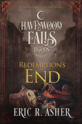 Redemption's End (Legends of Havenwood Falls #3)