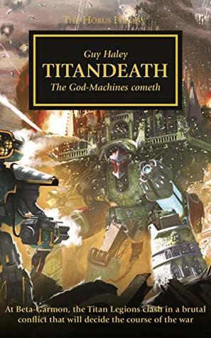 Titandeath by Guy Haley