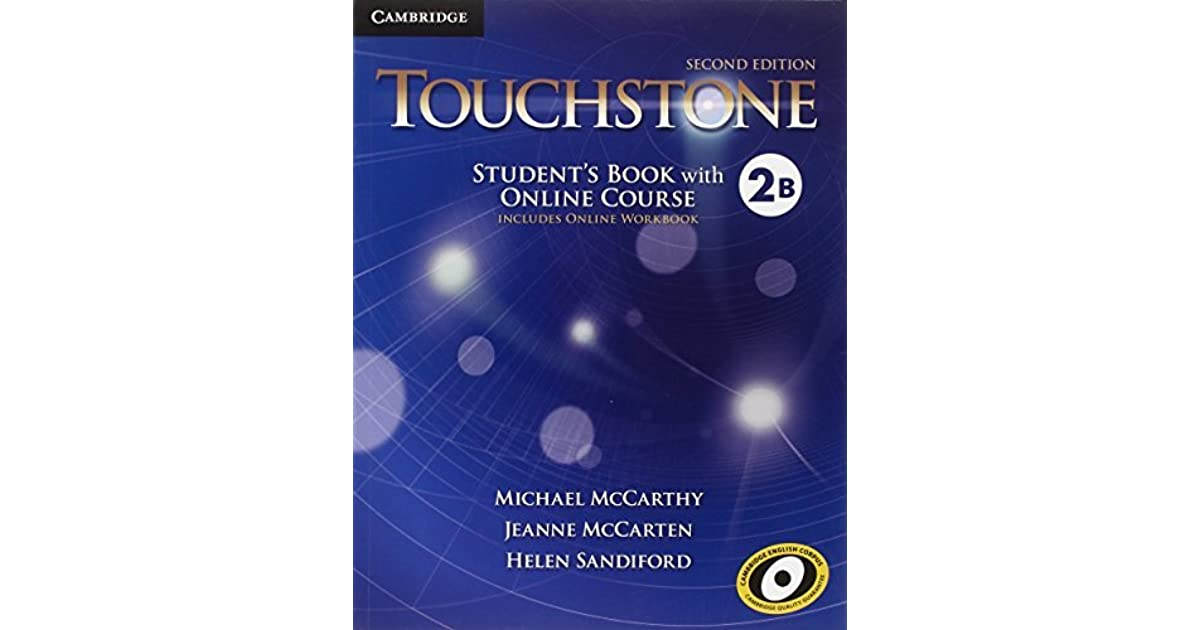 Touchstone 3 Work Book