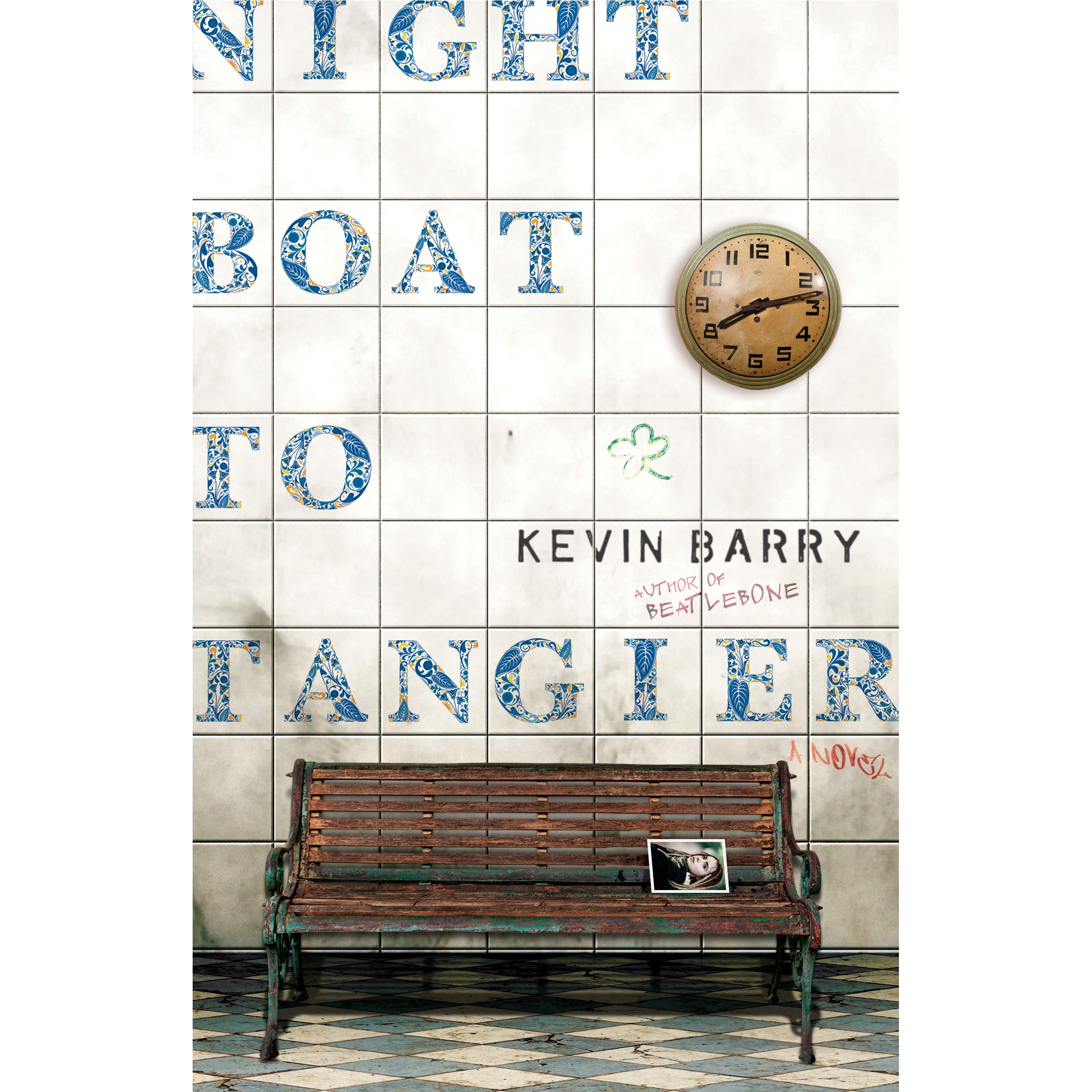 Brilliant Night Boat To Tangier By Kevin Barry Squirreltailoven Fun Painted Chair Ideas Images Squirreltailovenorg