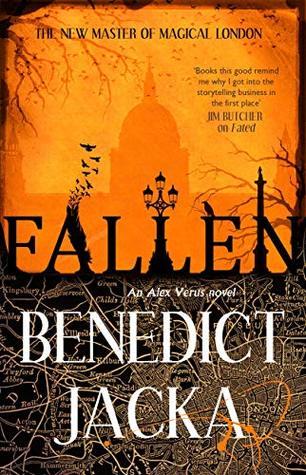 Fallen by Benedict Jacka