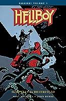 Hellboy Omnibus Volume 1: Sementes Da Destruição (Hellboy Omnibus, #1)