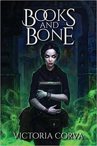 Books and Bone by Victoria Corva