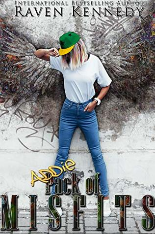 Addie (Pack of Misfits #1)