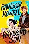 Book cover for Wayward Son (Simon Snow, #2)