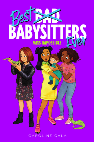 Miss Impossible (Best Babysitters Ever, #3)