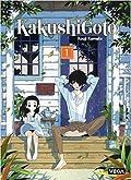 Kakushigoto, Tome 1
