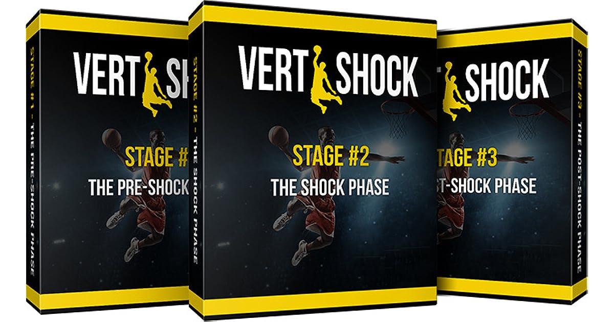 Vert Shock By Adam Folker by Adam Folker