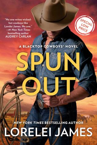 Spun Out (Blacktop Cowboys, #10)