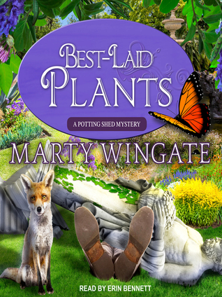 Best-Laid Plants (Potting Shed Mystery #6)
