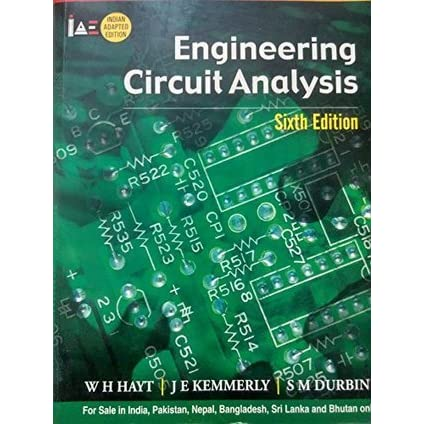 engineering circuit analysis by william h hayt jr