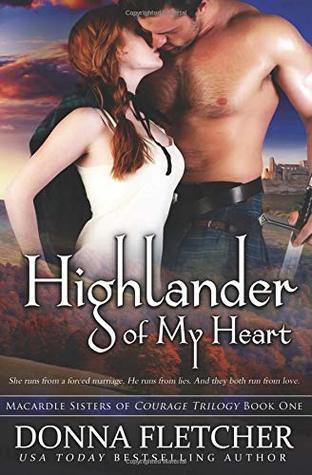 Highlander of My Heart by Donna Fletcher
