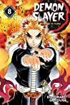 Demon Slayer: Kimetsu no Yaiba, Vol. 8 (Kimetsu no Yaiba, #8)