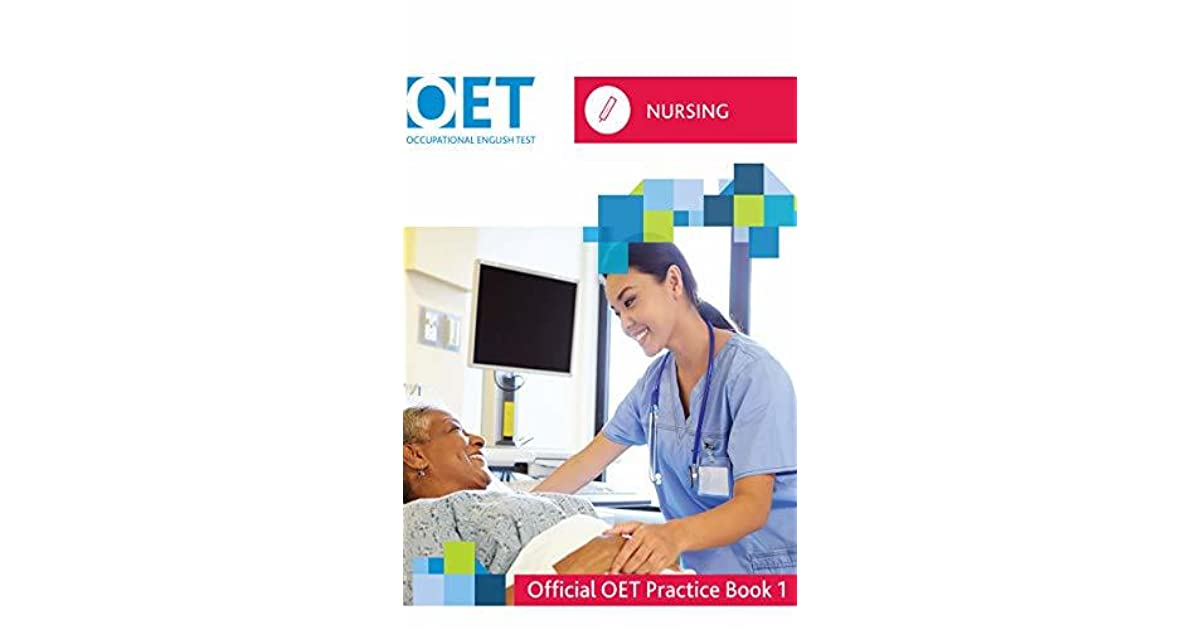 OET Nursing: Official Practice Book 1: For tests from 31