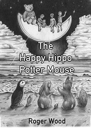 The Happy Hippo Potter Mouse by Roger Wood
