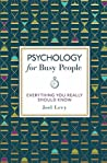 Psychology for Busy People