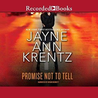 Promise Not to Tell (Cutler, Sutter & Salinas #2)