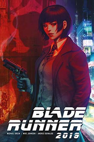 Blade Runner 2019 #1 by Michael  Green