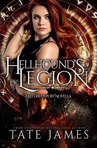 The Hellhound's Legion (Kit Davenport, #6.5)