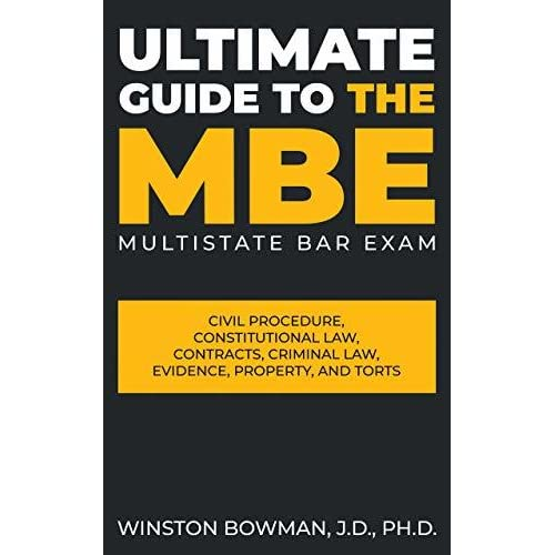 The Ultimate Guide to the MBE by Winston Bowman