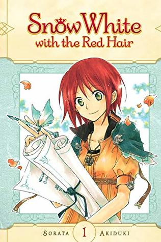 JAPAN Sorata Akizuki Snow White with the Red Hair Fan Book