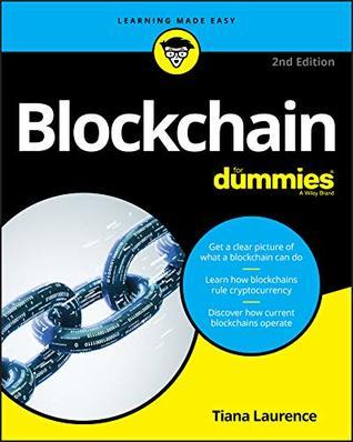 Blockchain For Dummies (For Dummies (Computer/Tech))