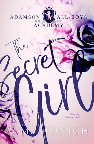 The Secret Girl (Adamson All-Boys Academy, #1)