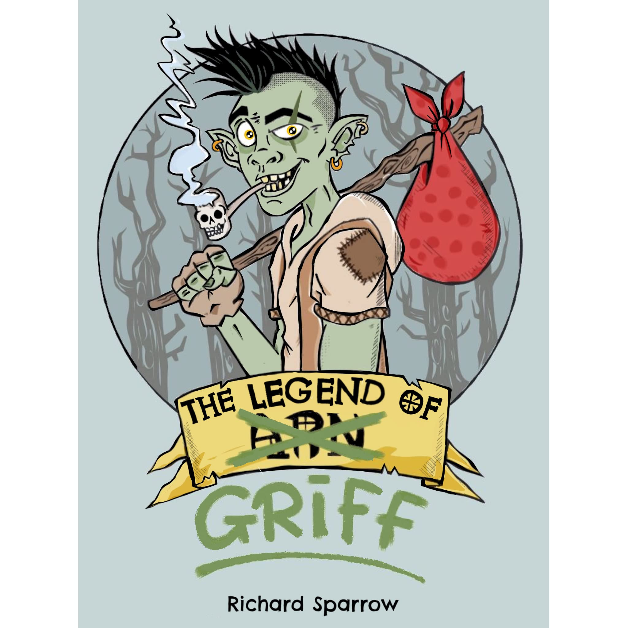 Image result for legend of griff