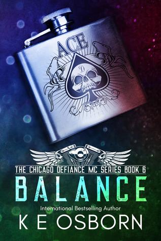 Balance (Chicago Defiance MC, #6)