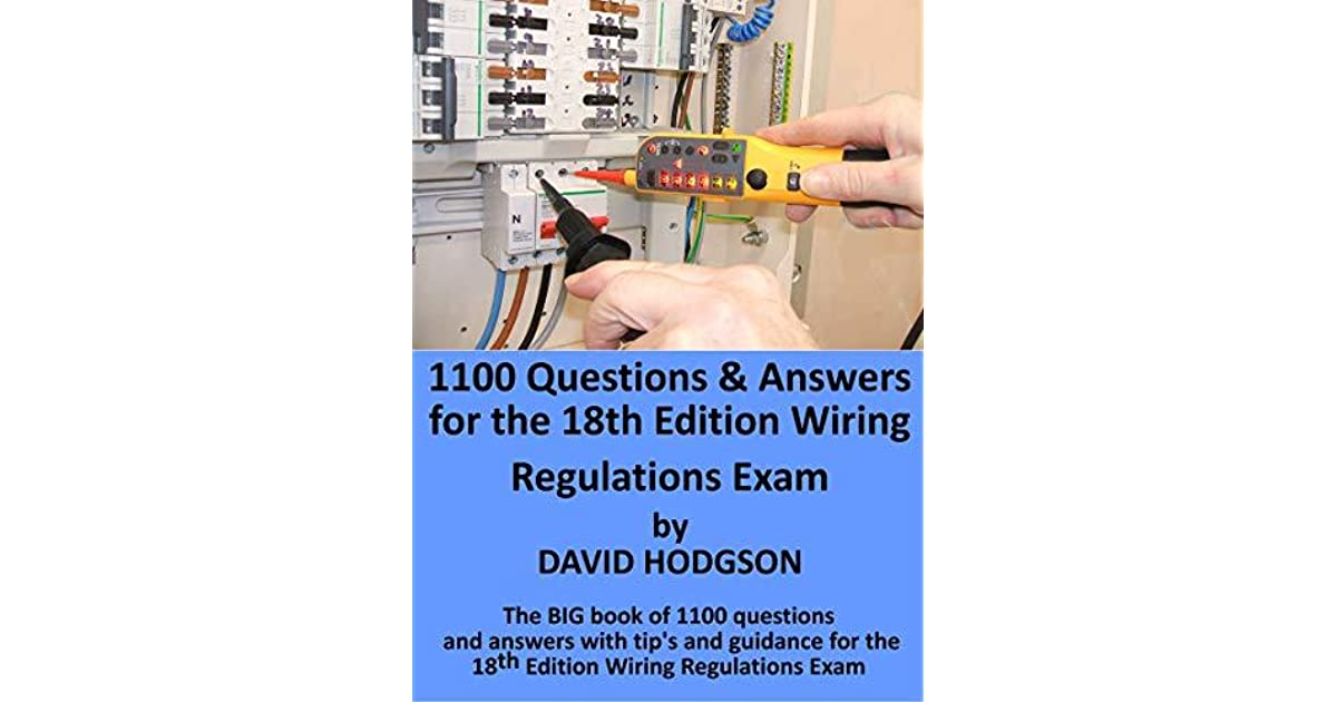 1100 Questions and Answers for the 18th Edition Wiring ... on