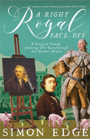 A Right Royal Face-Off by Simon Edge