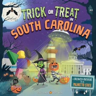 Trick or Treat in South Carolina: A Halloween Adventure in the Palmetto State