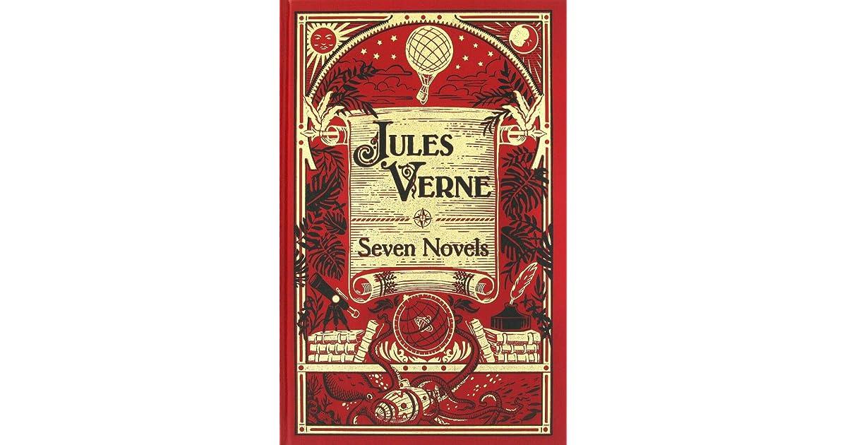 Jules Verne Seven Novels Extraordinary Voyages 1 3 4 6 7 11 12 By Jules Verne