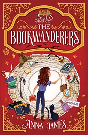 The Bookwanderers by Anna     James