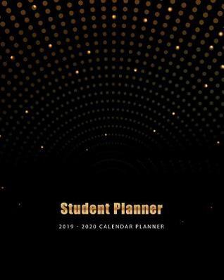 Student Planner 2019-2020 Calendar Planner: July 2019- July