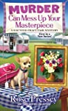Murder Can Mess Up Your Masterpiece (A Haunted Craft Fair Mystery #1) audiobook review