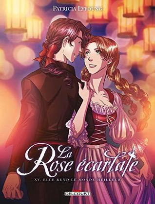 La Rose écarlate T15  by Patricia Lyfoung