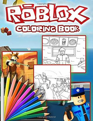 Roblox Coloring Book Roblox Jumbo Coloring Book For All Fans And