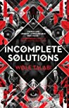Incomplete Solutions by Wole Talabi