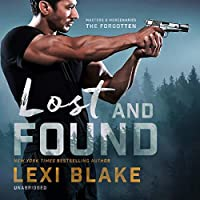 Lost and Found (Masters and Mercenaries: The Forgotten, #2)