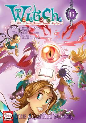 W.I.T.C.H.: The Graphic Novel, Part V. The Book of Elements, Vol. 4